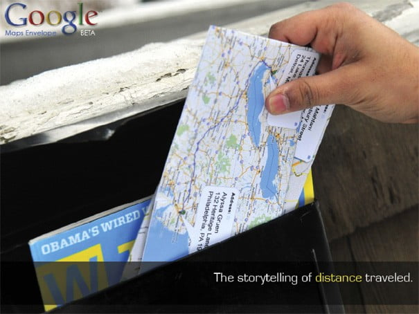 Propuesta Google Maps Envelope