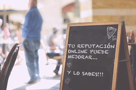 Tu reputación online en negocios de hostelería y restauración puede mejorar, y lo sabes