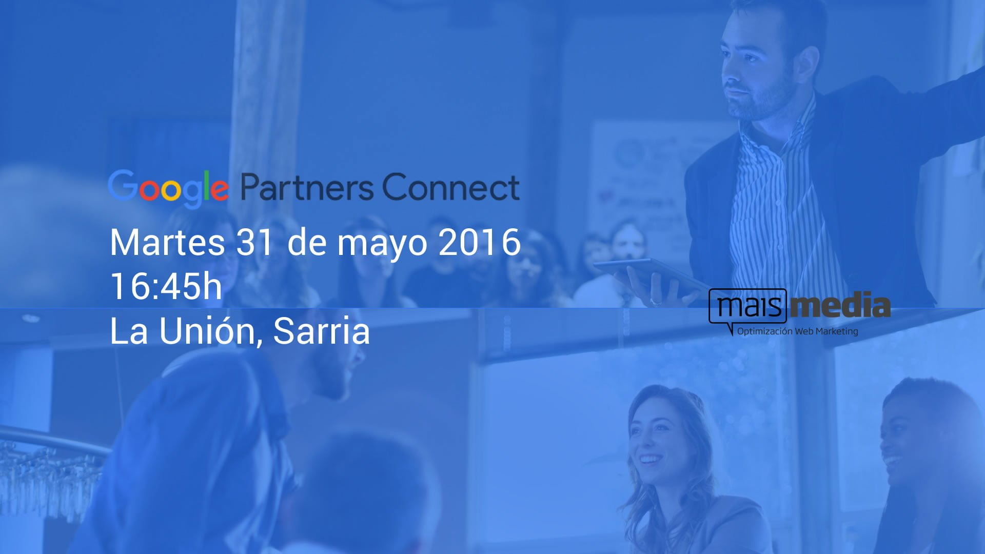 Google Partners Connect: Sarria, Lugo