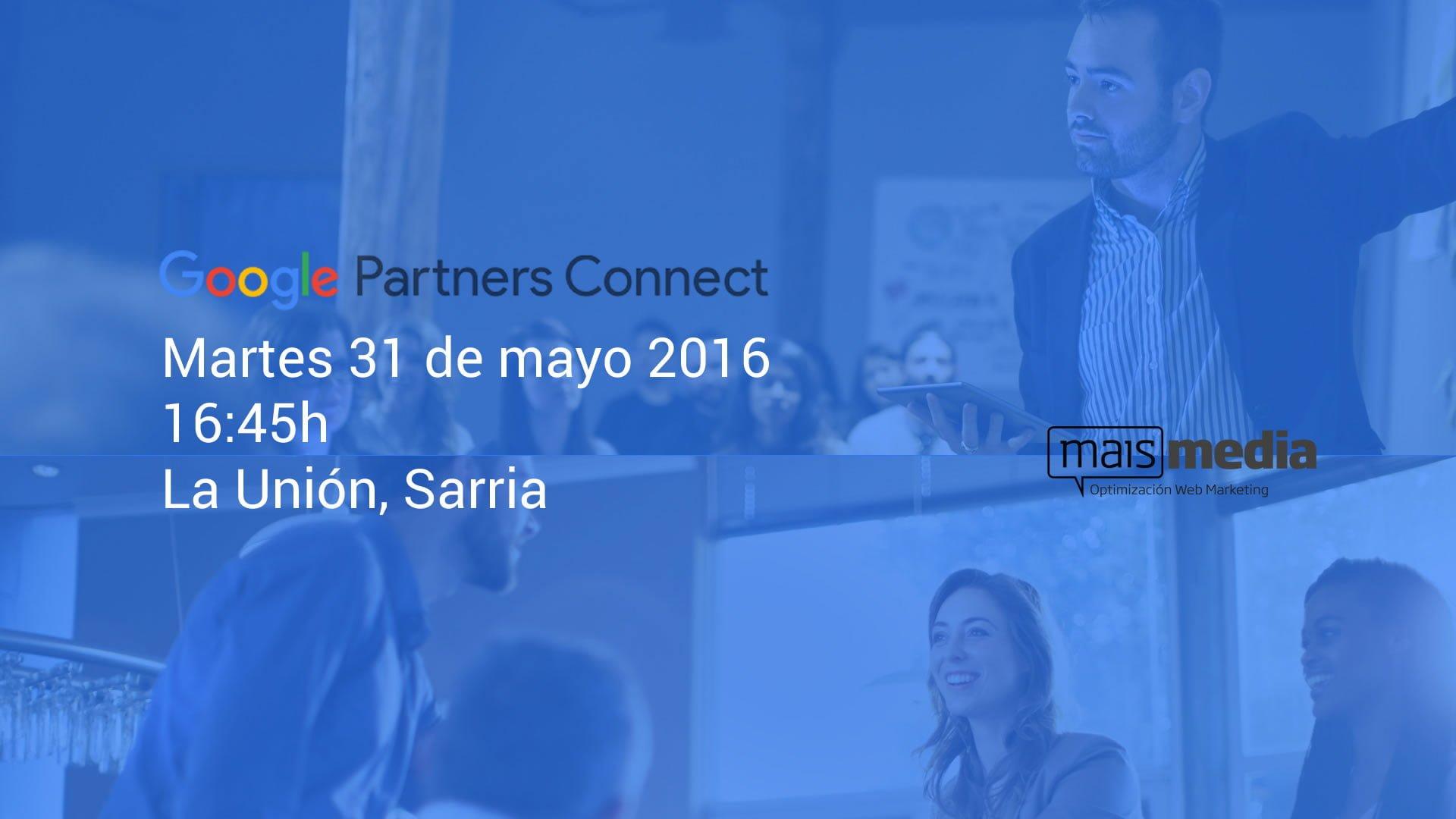 Google Partners Connect: Sarria, Lugo