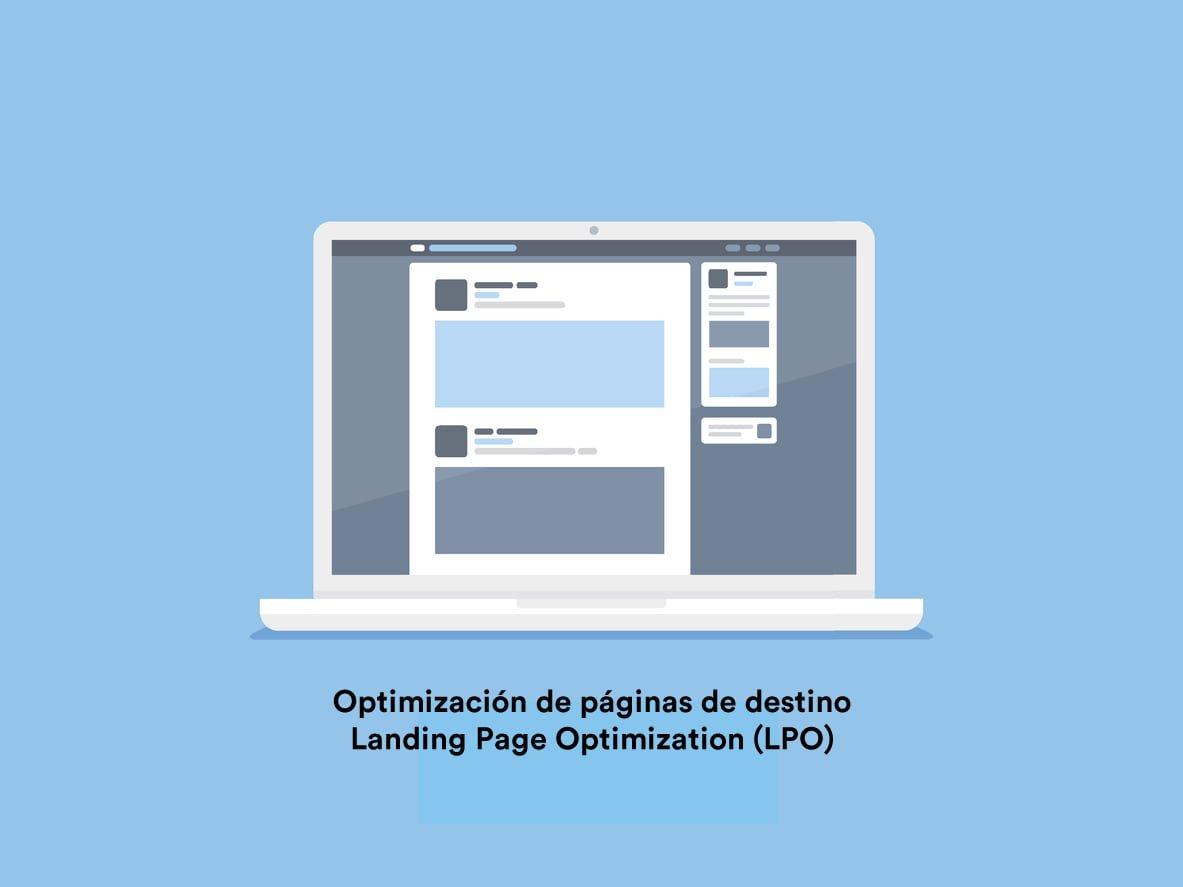 Optimización de páginas de destino (LPO)