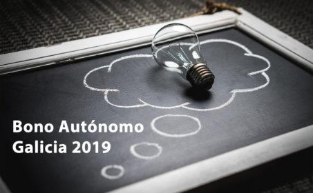 Bono Autónomo Galicia 2019